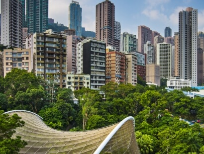 Sustainable Growth Model - Sepavo - Dreamstime.com - Hong Kong Park Photo