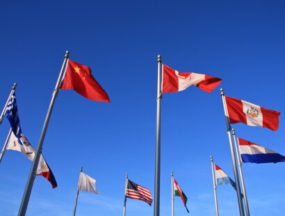 Regional and International Affairs - Epantha - Dreamstime.com - Flags Of The World Photo